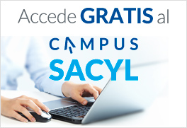Accede GRATIS al Campus SACYL