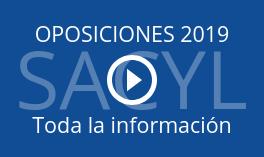 Oposiciones SACYL 2019